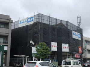 東京都杉並区賃貸マンション 大規模修繕工事