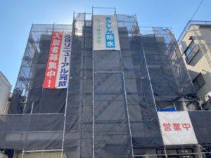 東京都江東区 大規模修繕工事