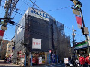 東京都練馬区 大規模修繕工事